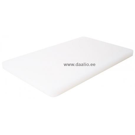 Разделочная доска 53х32,5 см. белая