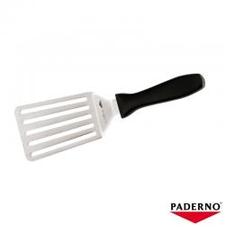 Лопатка для гамбургера 15,6х8,7 cm. перфорированная