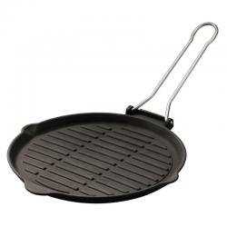 Malmist grillpann 25 cm.