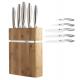 Richardson Sheffield комплект кухонных ножей Forme Contours