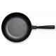 Чугунная сковородка 25 см. модель 4601120