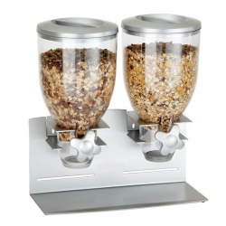 Дозатор для мюсли, орехов и кукурузных хлопьев 2х3,5 л.