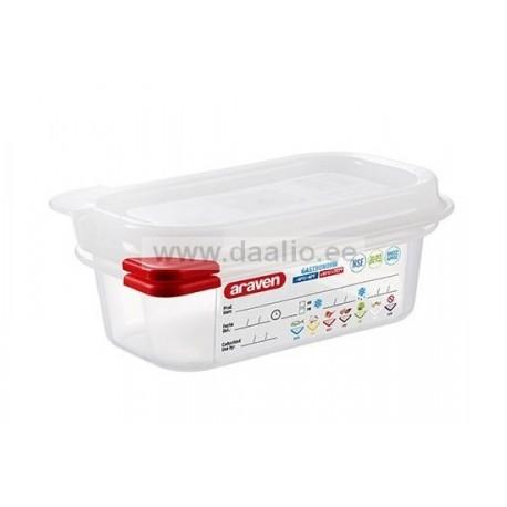Коробка для продуктов объёмом 0,6 л.