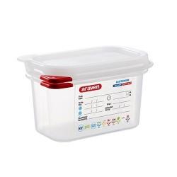 Коробка для продуктов 1,0 л. с крышкой