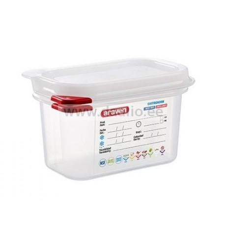 Коробка для продуктов объёмом 1,0 л.