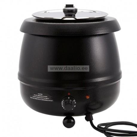 Электрический мармит для супа 9 л.