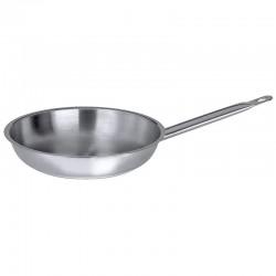 Сковорода из нержавеющей стали 28 см.